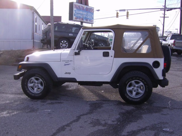 1997 jeep wrangler sport used cars in nashville pre owned vehicles low down payments. Black Bedroom Furniture Sets. Home Design Ideas