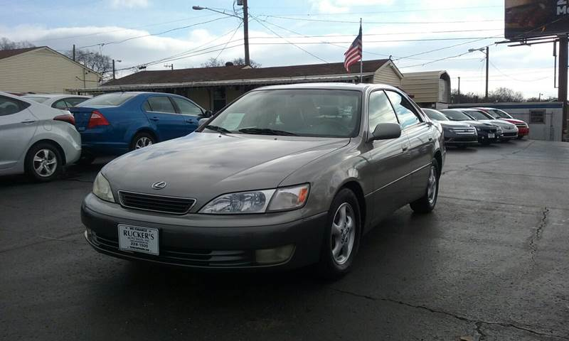 1999 lexus es300 used cars in nashville pre owned vehicles low down payments. Black Bedroom Furniture Sets. Home Design Ideas