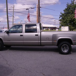 2000 Chevrolet Dually