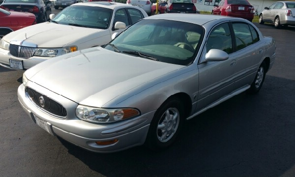 2001 Buick for Sale