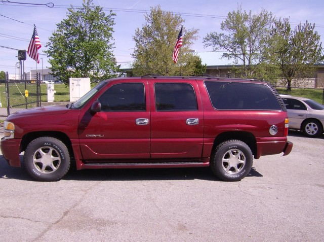 2001 Gmc Yukon Xl Used Cars In Nashville Pre Owned