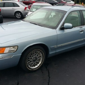 2001 Grand Marquis for Sale