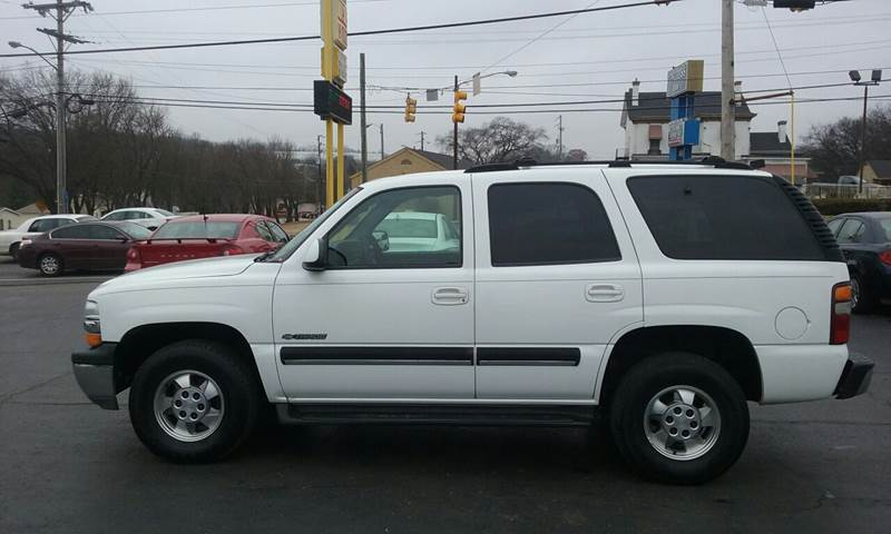 2001 chevy tahoe used cars in nashville pre owned vehicles low down payments. Black Bedroom Furniture Sets. Home Design Ideas