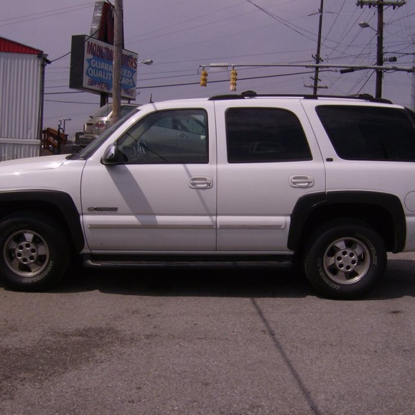 2002 Chevy Tahoe for Sale