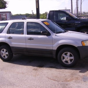 2002 Used Ford Escape