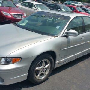 2002 Pontiac Grand Prix for Sale