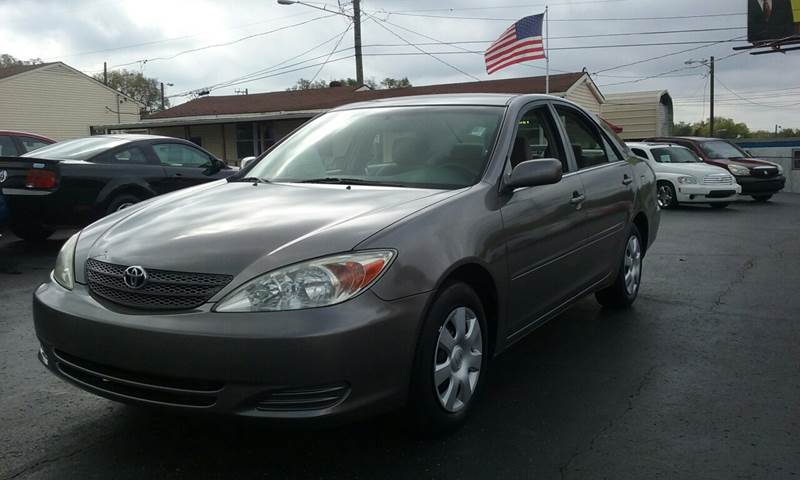 2002 toyota camry used cars in nashville pre owned vehicles low down payments. Black Bedroom Furniture Sets. Home Design Ideas