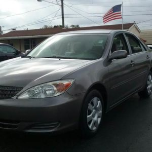 Toyota Camry Buy Here Pay Here