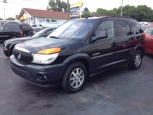 2003 buick rendezvous used cars in nashville pre owned vehicles low down payments. Black Bedroom Furniture Sets. Home Design Ideas