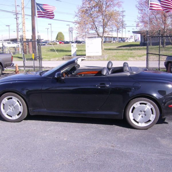 Lexus SC430 For Sale