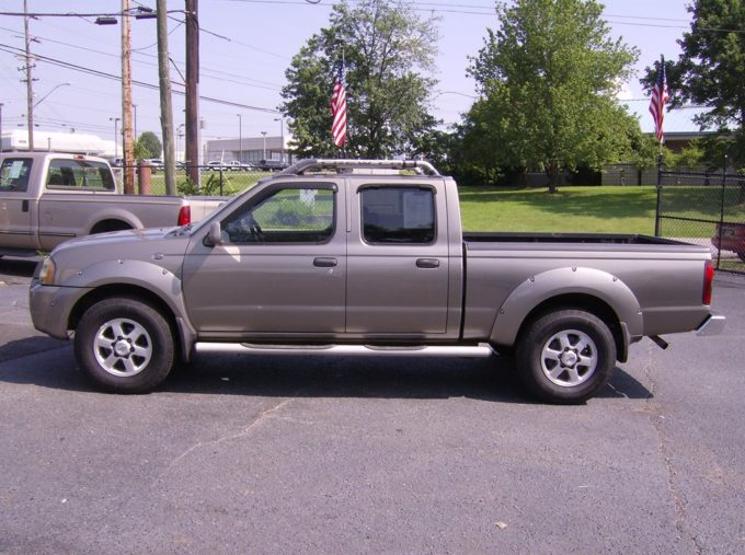 2003 nissan frontier used cars in nashville pre owned vehicles low down payments. Black Bedroom Furniture Sets. Home Design Ideas