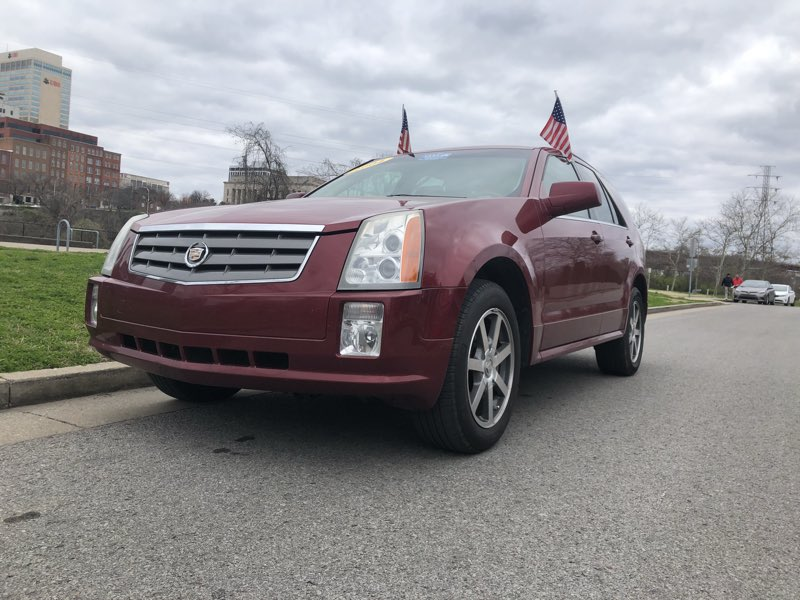 2004 cadillac srx used cars in nashville pre owned vehicles low down payments. Black Bedroom Furniture Sets. Home Design Ideas