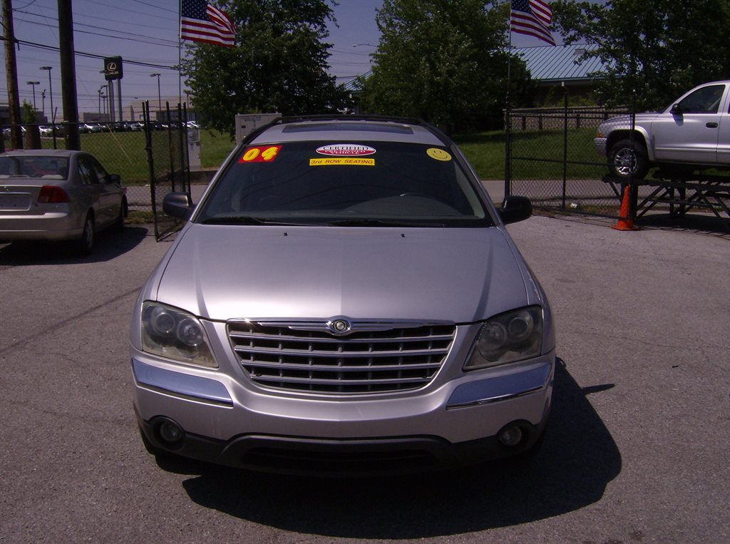 2004 chrysler pacifica used cars in nashville pre owned vehicles low down payments. Black Bedroom Furniture Sets. Home Design Ideas