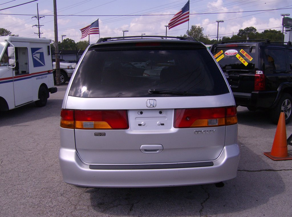 Used Cars For Sale Under 1000 >> 2004 Honda Odyssey Van | Used Cars in Nashville | Pre Owned Vehicles | Low Down Payments