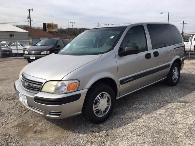 2004 chevrolet venture van used cars in nashville pre owned vehicles low down payments used cars in nashville