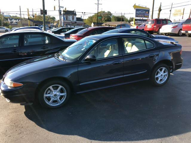 2004 oldsmobile alero used cars in nashville pre owned vehicles low down payments. Black Bedroom Furniture Sets. Home Design Ideas