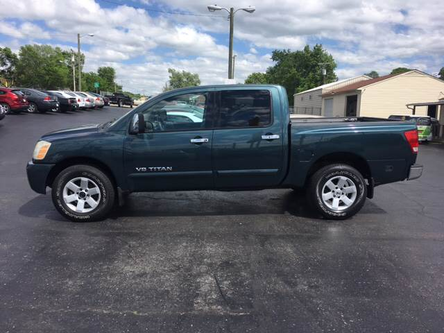 2005 nissan titan used cars in nashville pre owned vehicles low down payments. Black Bedroom Furniture Sets. Home Design Ideas