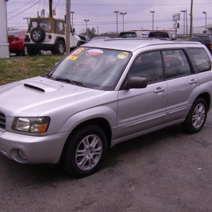 2005 Forester Used in Nashville