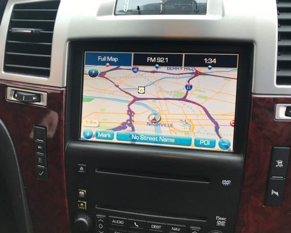 Cadillac with Navigation