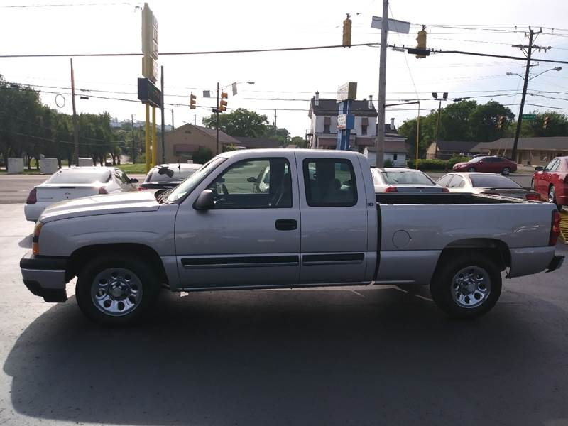 2007 chevrolet silverado 1500 classic ls used cars in nashville pre owned vehicles low. Black Bedroom Furniture Sets. Home Design Ideas
