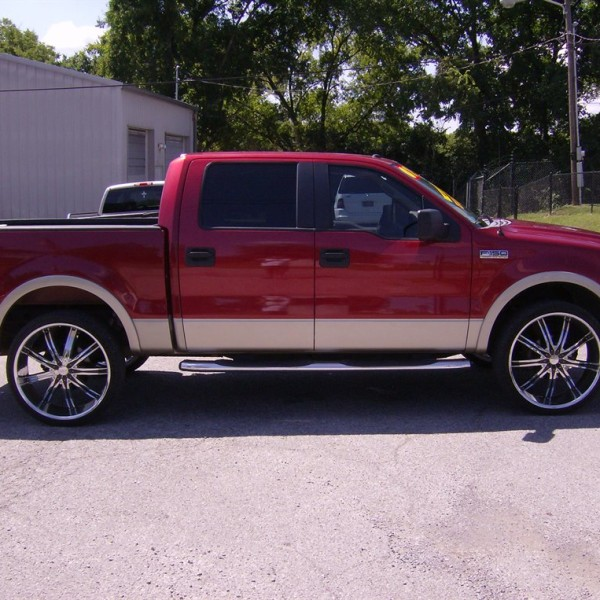 2007 Ford Truck