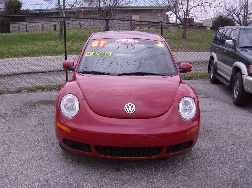 2007 Vw Beetle Used Cars In Nashville Pre Owned