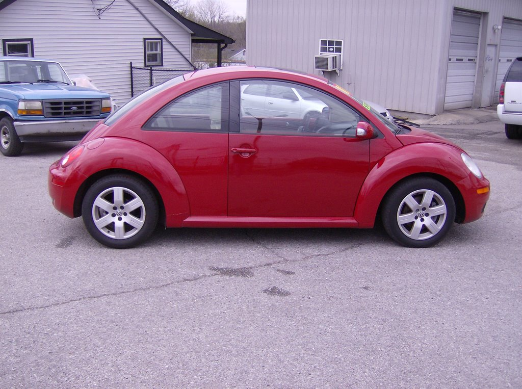 2007 VW Beetle | Used Cars in Nashville | Pre Owned Vehicles | Low Down Payments