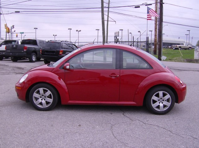 2007 vw beetle used cars in nashville pre owned vehicles low down payments. Black Bedroom Furniture Sets. Home Design Ideas