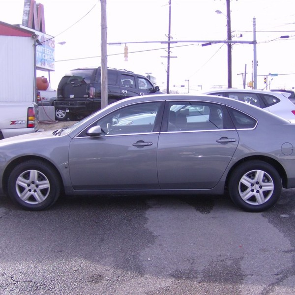 2008 Chevy Impala For Sale