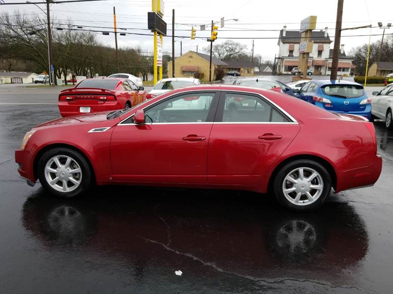2009 cadillac cts used cars in nashville pre owned vehicles low down payments. Black Bedroom Furniture Sets. Home Design Ideas