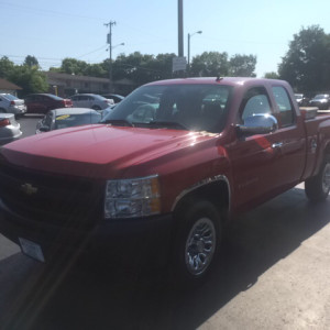 Used Chevy Silverado for Sale in Nashville