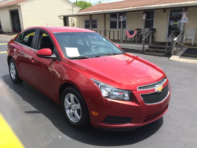 2011 Chevy Cruze Lt Used Cars In Nashville Pre Owned