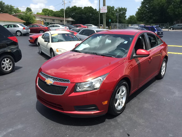 2011 chevy cruze lt used cars in nashville pre owned vehicles low down payments. Black Bedroom Furniture Sets. Home Design Ideas