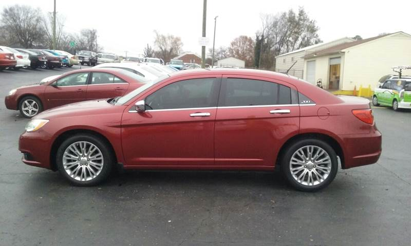 2012 chrysler 200 limited used cars in nashville pre owned vehicles low down payments. Black Bedroom Furniture Sets. Home Design Ideas