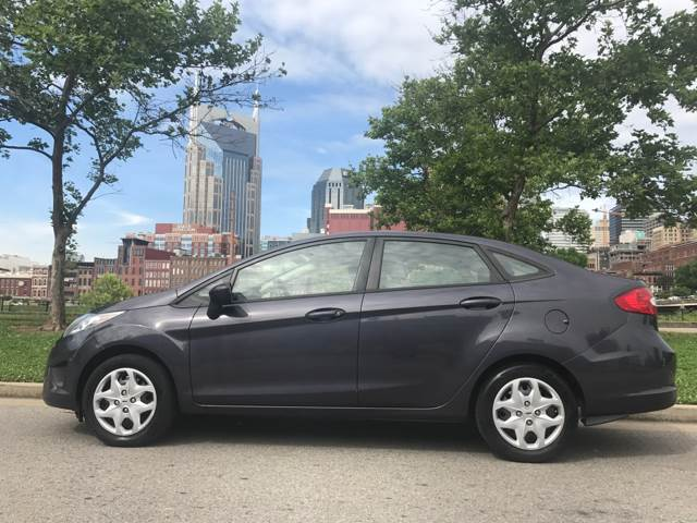 2012 ford fiesta used cars in nashville pre owned vehicles low down payments. Black Bedroom Furniture Sets. Home Design Ideas