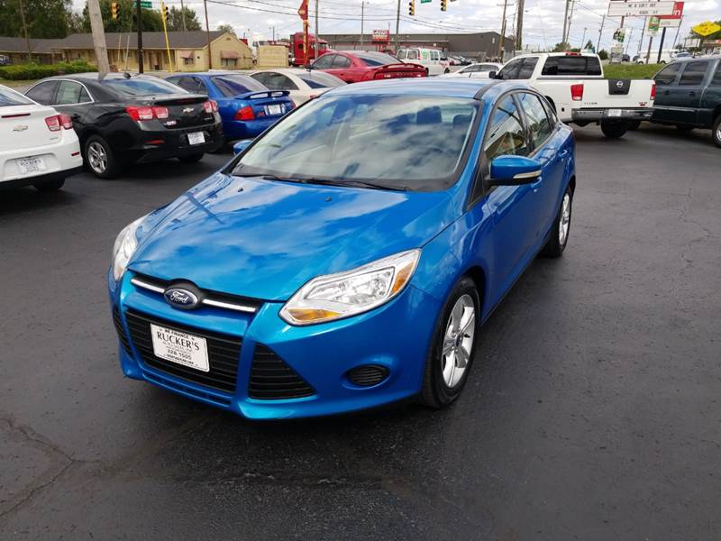 2013 Ford Focus Se Used Cars In Nashville Pre Owned Vehicles