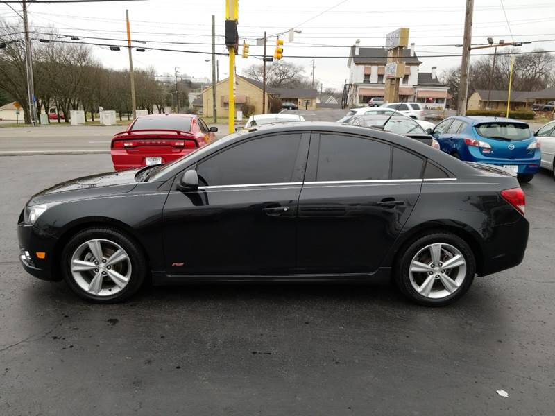 2014 chevrolet cruze 2lt auto used cars in nashville pre owned vehicles low down payments. Black Bedroom Furniture Sets. Home Design Ideas