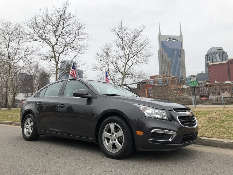 2015 chevy cruze lt used cars in nashville pre owned vehicles low down payments. Black Bedroom Furniture Sets. Home Design Ideas