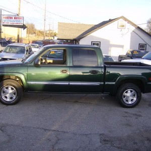 Used GMC Z71 Pickup Truck
