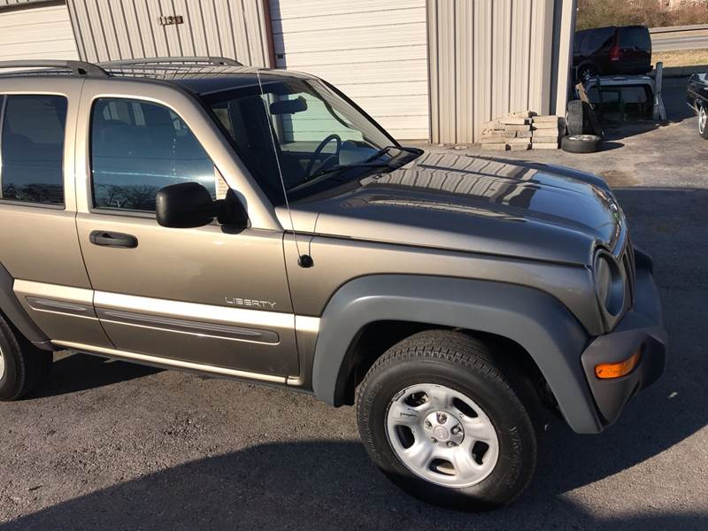 2004 JEEP LIBERTY SPORT | Used Cars in Nashville | Pre ...