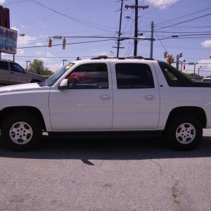 Used Chevy Avalanche