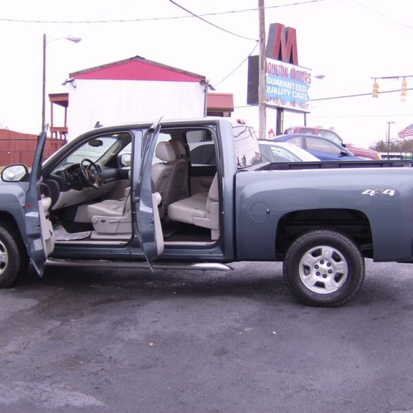 Used 2007 Chevy Silverado